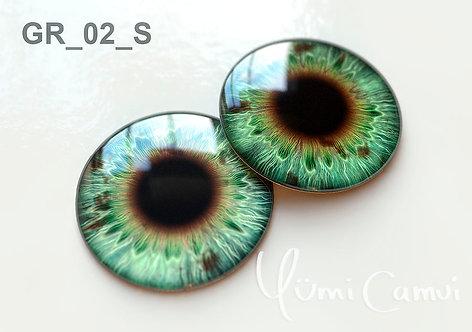 Blythe eye chip 14 mm GR_02