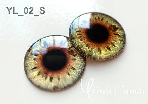 Blythe eye chip 14 mm YL_02