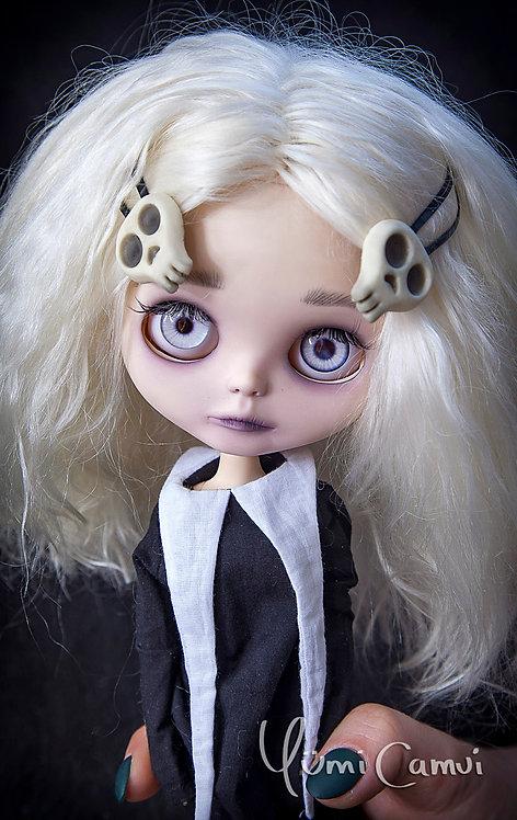 copy of Custom Neo Blythe doll Lenore the cute little dead girl