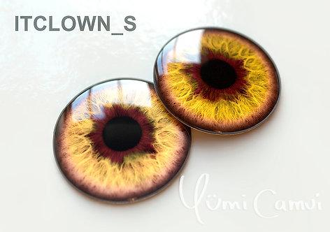 Blythe eye chip 14 mm IT CLOWN