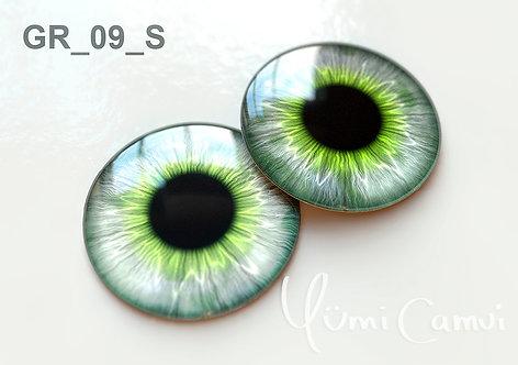 Blythe eye chip 14 mm GR_09