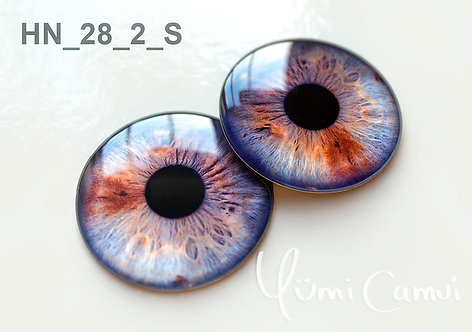 Blythe eye chip 14 mm HN_28_2