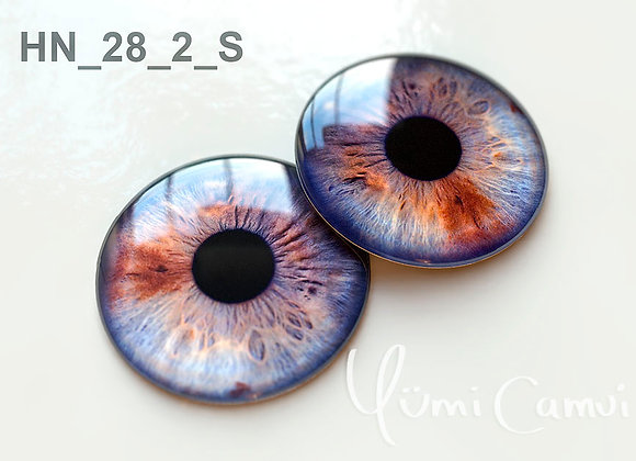Blythe eye chip 14 mm HN_28_2