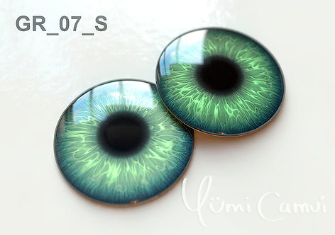 Blythe eye chip 14 mm GR_07