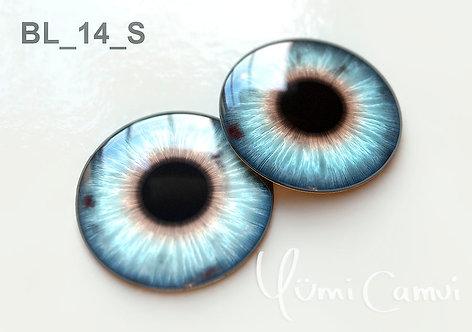 Blythe eye chip 14 mm BL_14