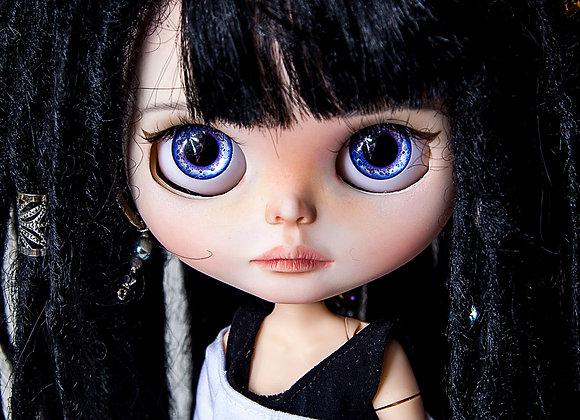 Custom Neo Blythe doll Tessa