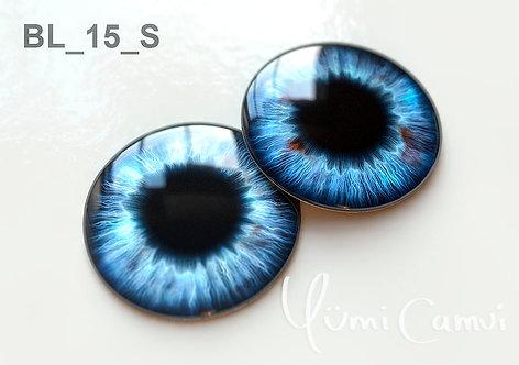 Blythe eye chip 14 mm BL_15