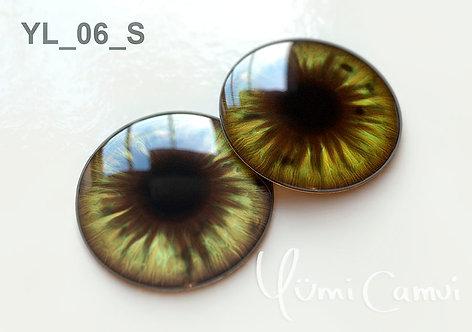 Blythe eye chip 14 mm YL_06