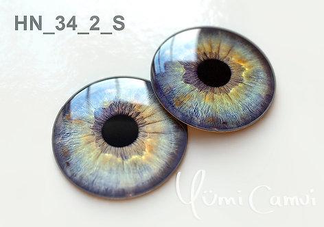 Blythe eye chip 14 mm HN_34_2