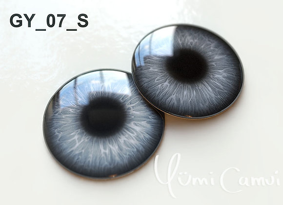 Blythe eye chip 14 mm GY_07