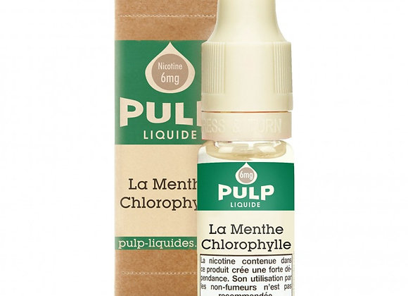 Pulp - La menthe chlorophyle