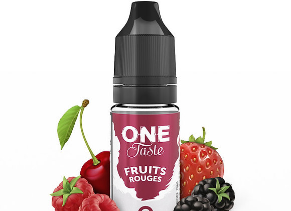 One Taste - Fruits Rouges