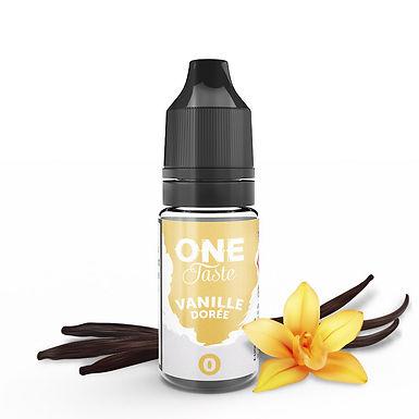 One Taste - Vanille Doré