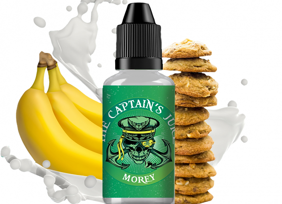 THE CAPTAIN'S JUICE - Morey 30ml