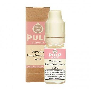 Pulp - Verveine Pamplemousse Rose
