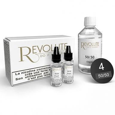 Revolute 50/50 100ml 4mg