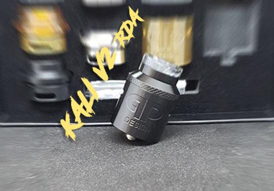 QP Design - Kali V2 RDA RSA Master Kit