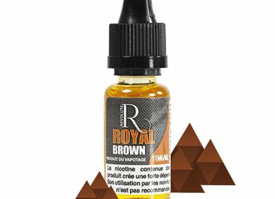 Revolute - Royal Brown