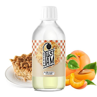 Just Jam - Apricot Crumble 200ml