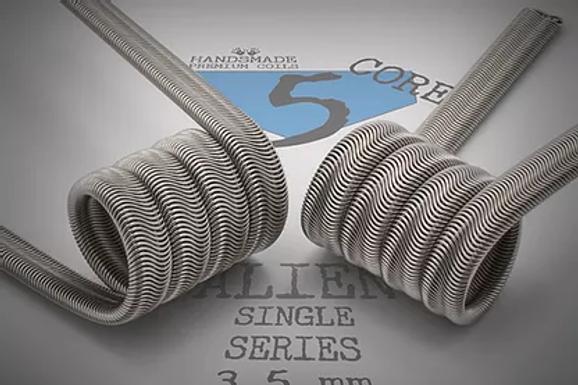 5 core Alien Single series 3.5 mm