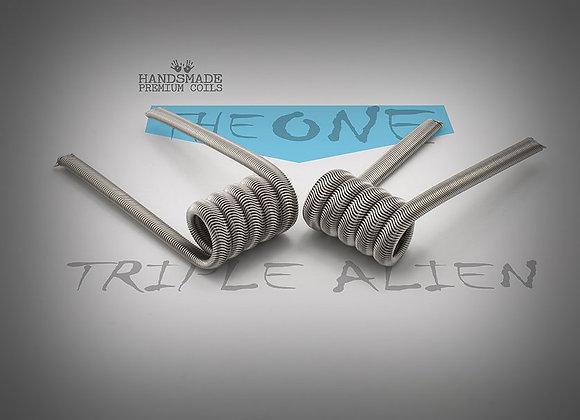 The One Blue - Triple Alien