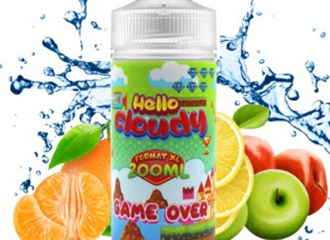 Hello Cloudy - Game Over 200ml