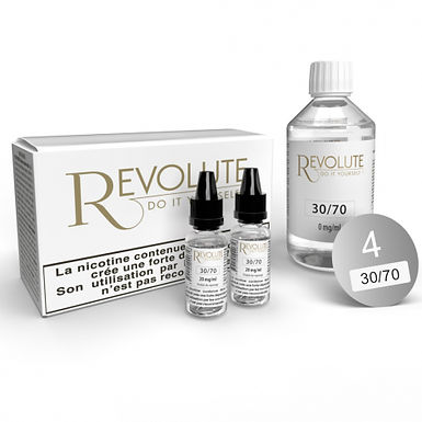 Revolute 30/70 100ml 4mg