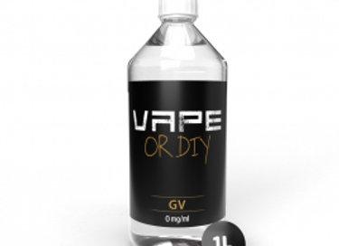 Vape Or Diy 100VG 1L 0mg