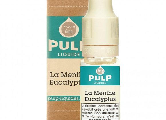 Pulp - La menthe eucalyptus