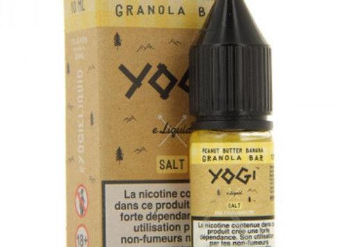 Yogi - Granola Peanut Butter BananaSalt