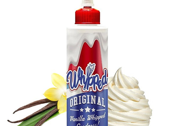 Whipped - Vanilla Whipped Goodness 200ml