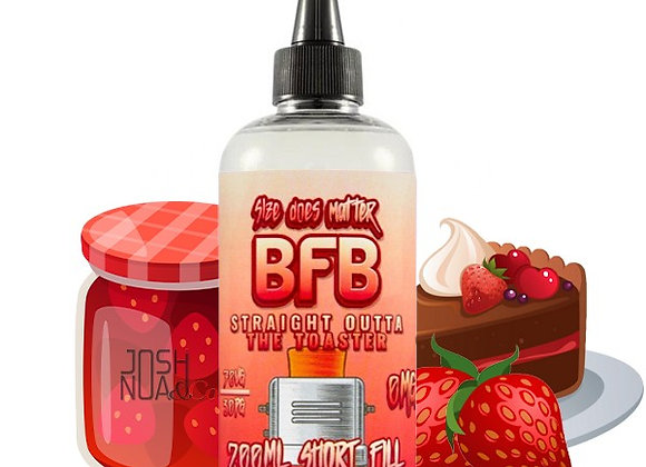 Flawless - BFB - Straight Outta the Toaster 200ml