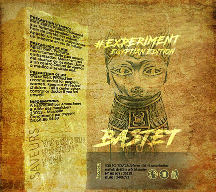Experiment - #Egyptian Bastet