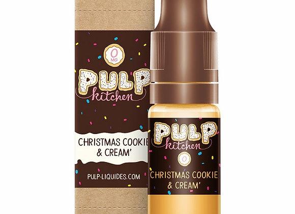 Pulp Kitchen - Christmas Cookie & Cream