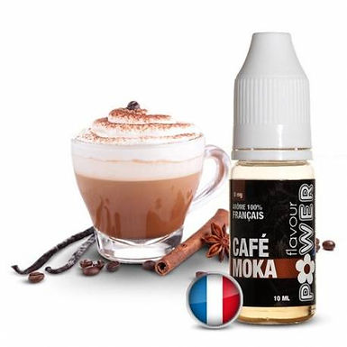 Flavour Power - Café Moka