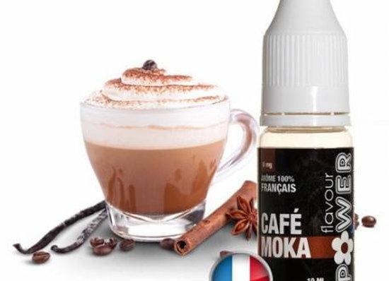 Flavour Power - Café Moka