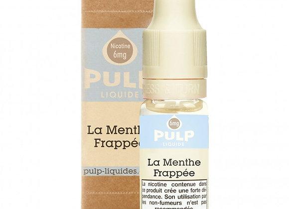 Pulp - La menthe frappé