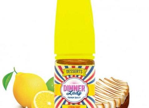 Dinner Lady - Lemon tart 30ml Diy