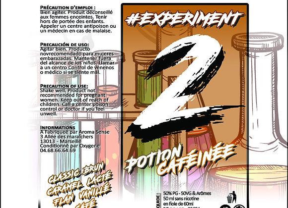 Experiment - #2 Potion gourmande