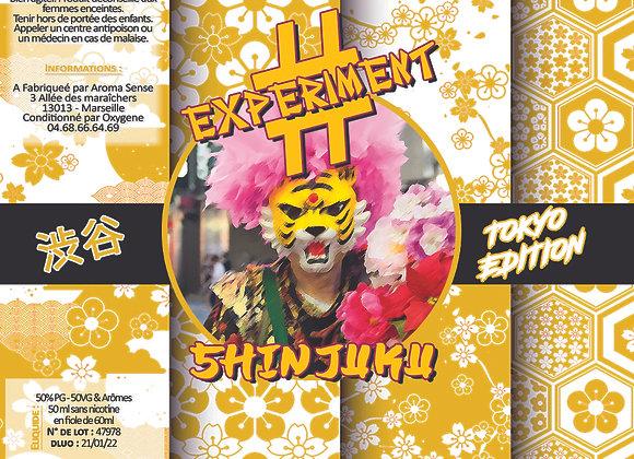 Experiment - #Tokyo Shinjuku