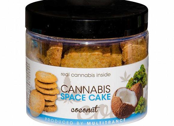 Cookies au coco et chanvre