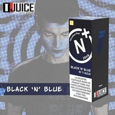 Tjuice - Black N Blue