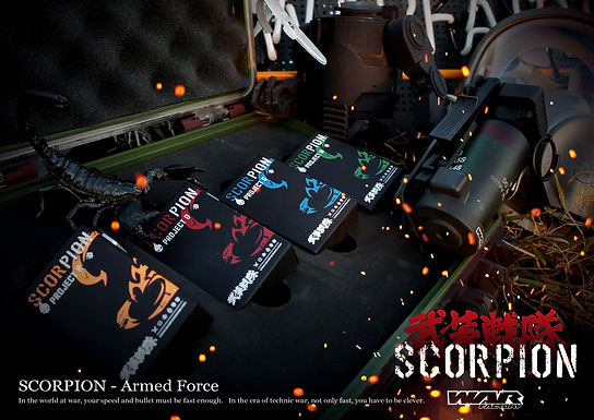 Scorpion Mods - BF Army Force