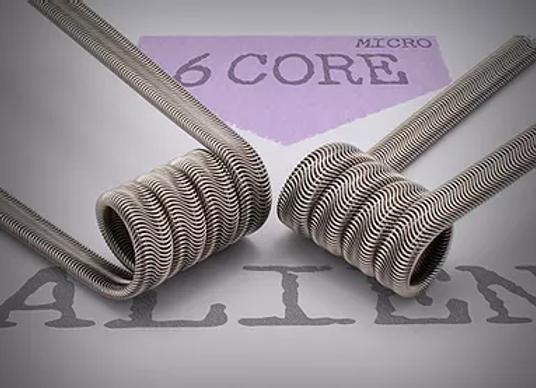 6 Core Alien Micro