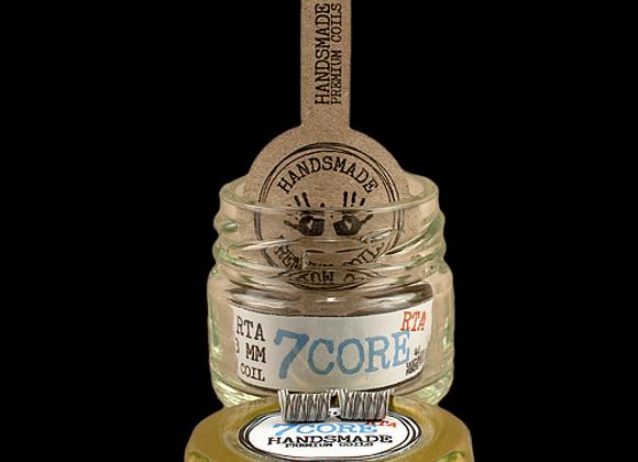 Handsmade coil - 7 Core Alien RTA