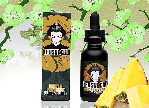 Tenshi CBD - Simply Pineapple