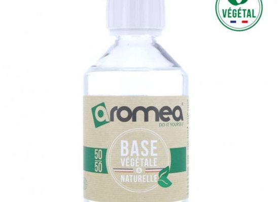 Base Végétal 50/50 250ml