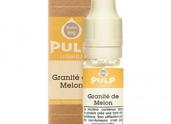 Pulp - Granité de melon