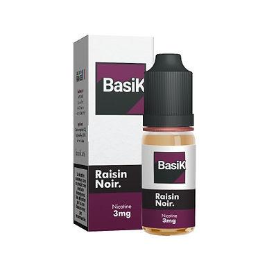 Basik - Raisin noir