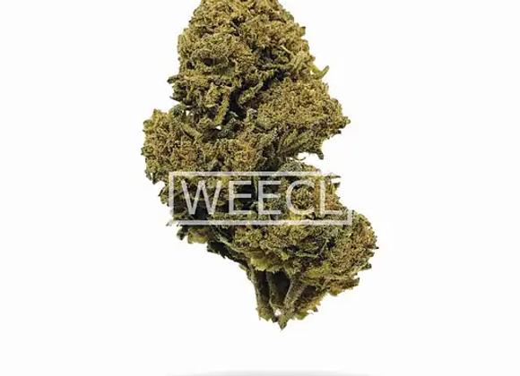 Weecl - Fleurs Lemon Kush 10% CBD 2% CBG (2gr)